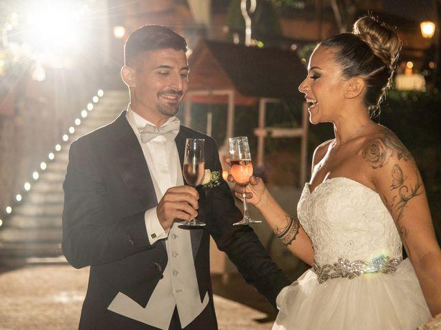 Il matrimonio di Federica e Alberto a Roma, Roma 58