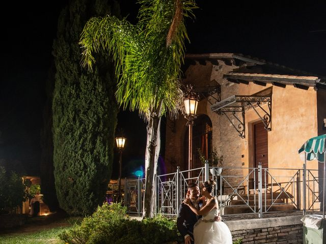 Il matrimonio di Federica e Alberto a Roma, Roma 67