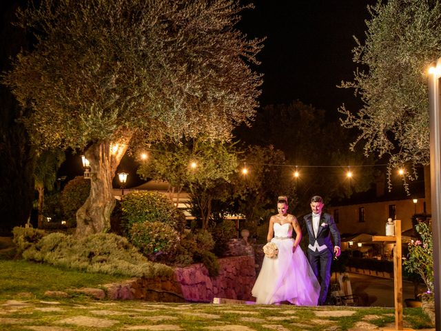 Il matrimonio di Federica e Alberto a Roma, Roma 68