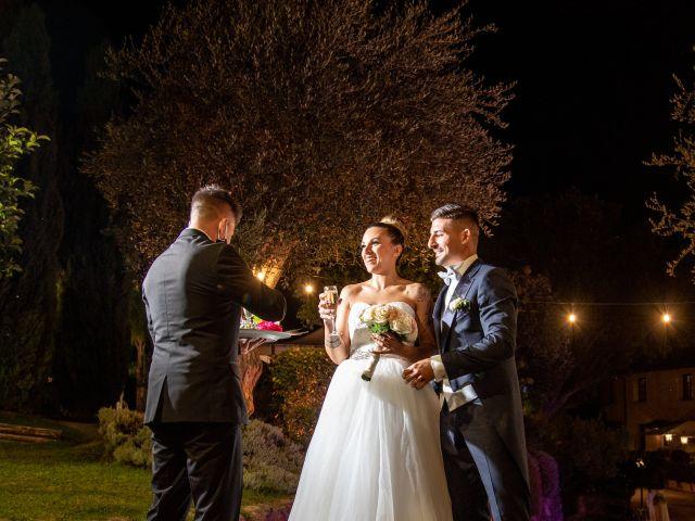 Il matrimonio di Federica e Alberto a Roma, Roma 69
