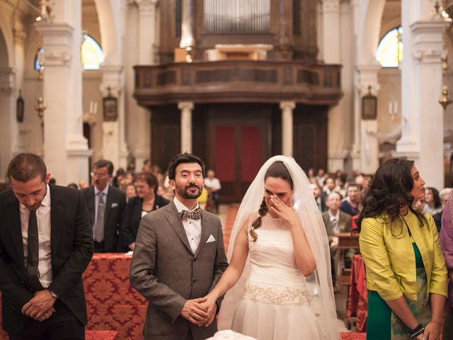 Il matrimonio di Adriano e Martina a Casale sul Sile, Treviso 38