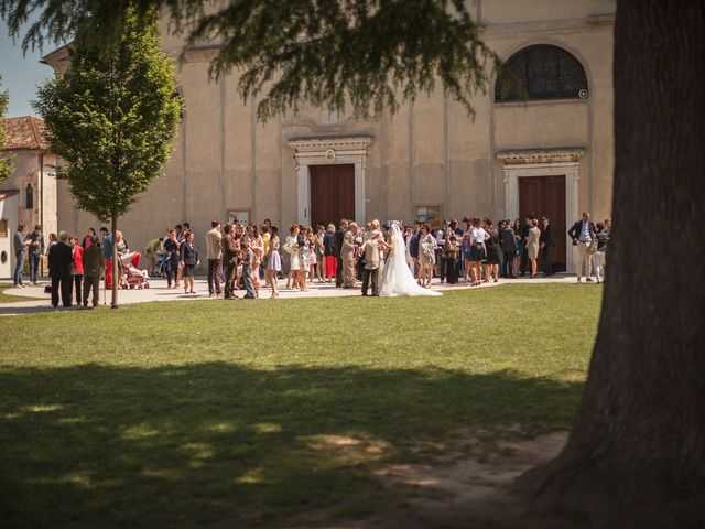 Il matrimonio di Adriano e Martina a Casale sul Sile, Treviso 58