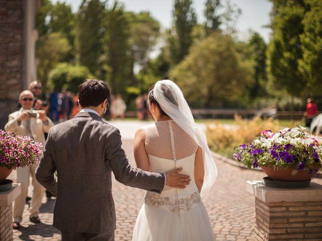 Il matrimonio di Adriano e Martina a Casale sul Sile, Treviso 61