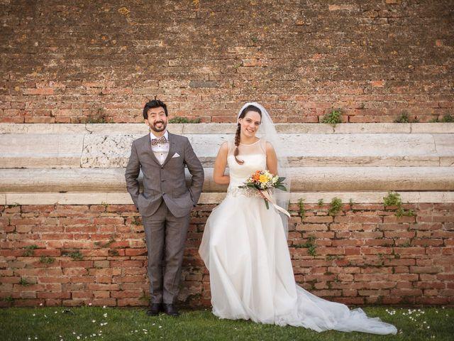 Il matrimonio di Adriano e Martina a Casale sul Sile, Treviso 62
