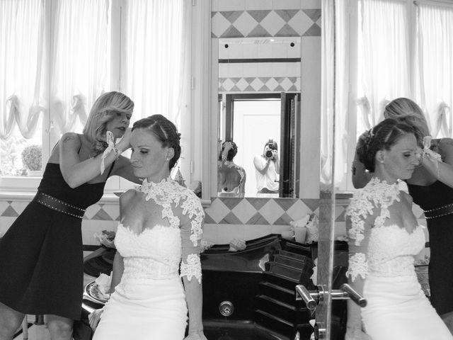 Il matrimonio di Carlo e Elisa a Magnago, Milano 16