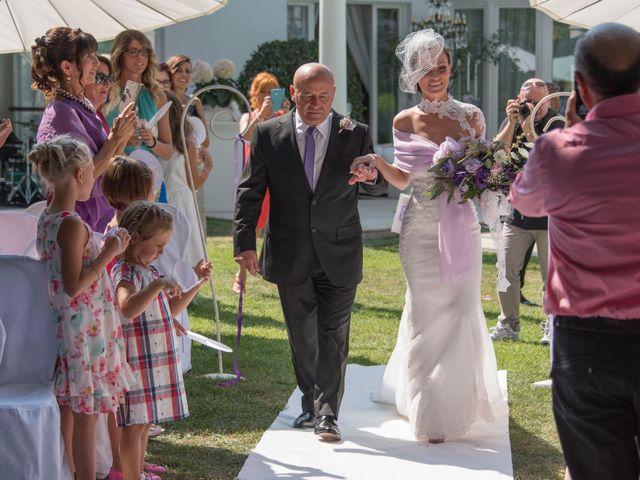Il matrimonio di Carlo e Elisa a Magnago, Milano 20