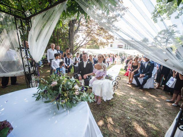 Il matrimonio di Carlo e Elisa a Magnago, Milano 21