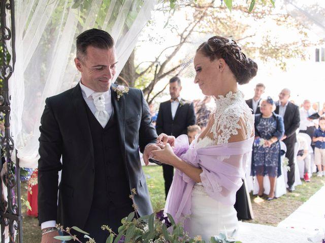 Il matrimonio di Carlo e Elisa a Magnago, Milano 23