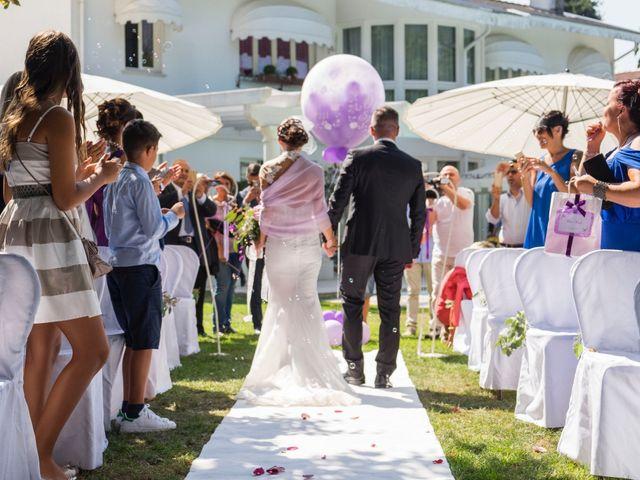 Il matrimonio di Carlo e Elisa a Magnago, Milano 24