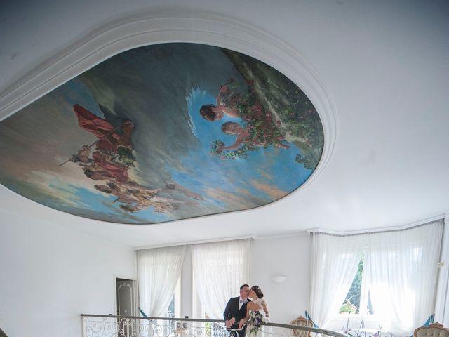 Il matrimonio di Carlo e Elisa a Magnago, Milano 25