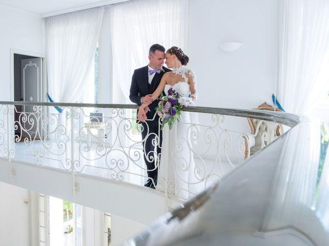 Il matrimonio di Carlo e Elisa a Magnago, Milano 26