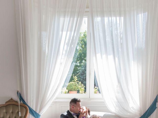 Il matrimonio di Carlo e Elisa a Magnago, Milano 28