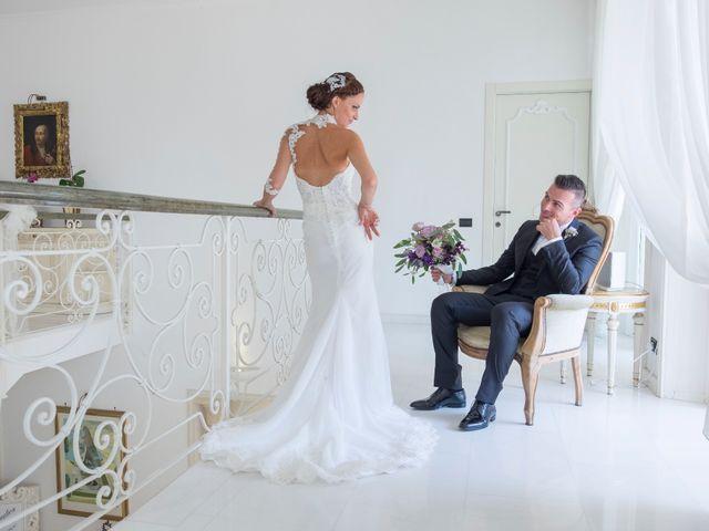 Il matrimonio di Carlo e Elisa a Magnago, Milano 29