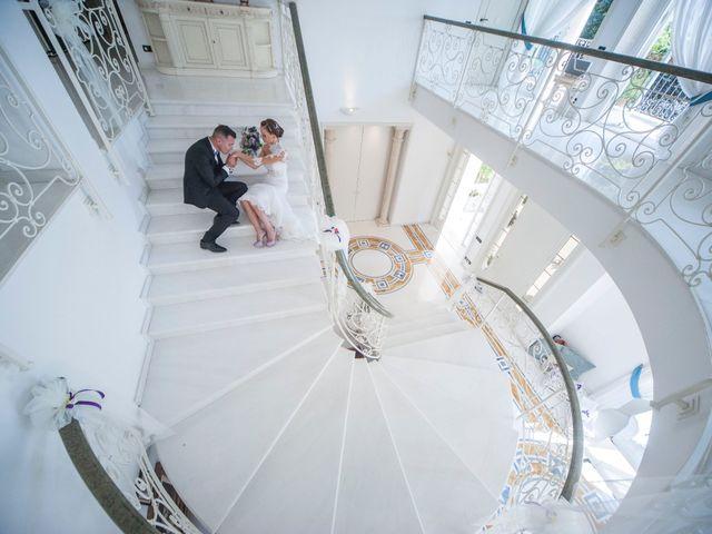 Il matrimonio di Carlo e Elisa a Magnago, Milano 32
