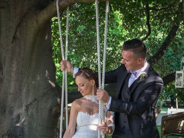 Il matrimonio di Carlo e Elisa a Magnago, Milano 34