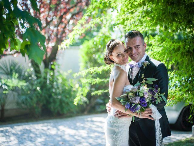 Il matrimonio di Carlo e Elisa a Magnago, Milano 2