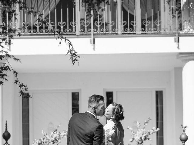 Il matrimonio di Carlo e Elisa a Magnago, Milano 38