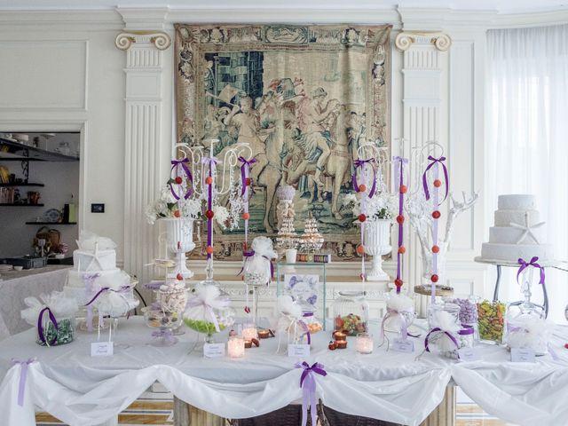 Il matrimonio di Carlo e Elisa a Magnago, Milano 42