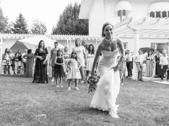 Il matrimonio di Carlo e Elisa a Magnago, Milano 48