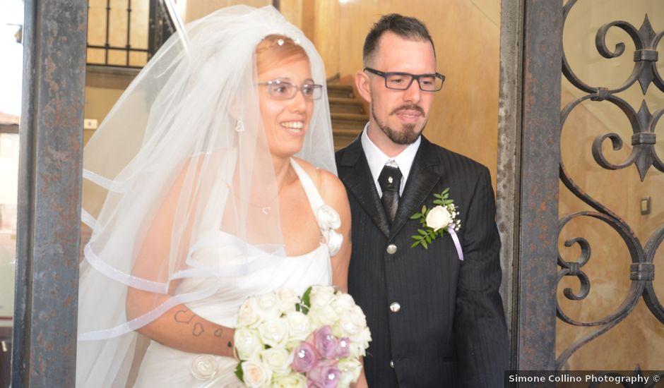 Il matrimonio di Luca e Erika a Merlara, Padova