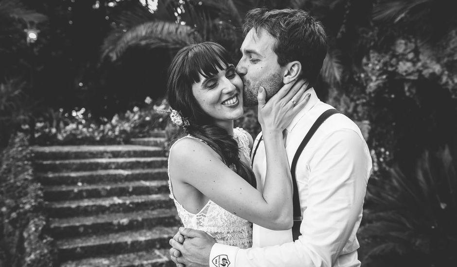 Il matrimonio di Diego e Rosachiara a Sarnico, Bergamo