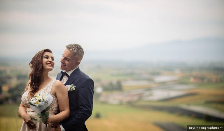 Il matrimonio di Lorenzo e Roberta a Cavour, Torino