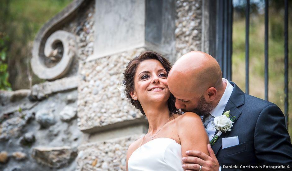 Il matrimonio di FABRIZIO e ROBERTA a Almenno San Salvatore, Bergamo