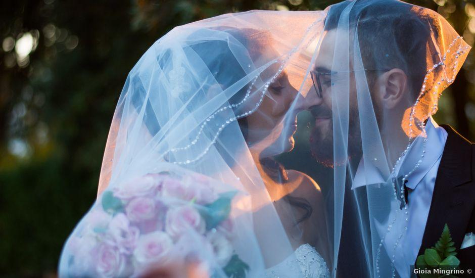 Il matrimonio di Alessio e Sirena a Quarrata, Pistoia