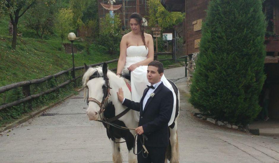 Il matrimonio di Alessandro e Jessica a Valsecca, Bergamo