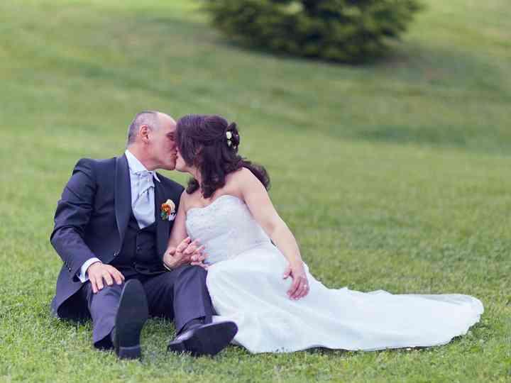 le nozze di Monica e Duilio
