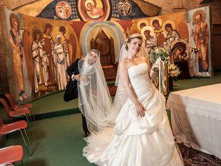 le nozze di Davide e Maria José 1