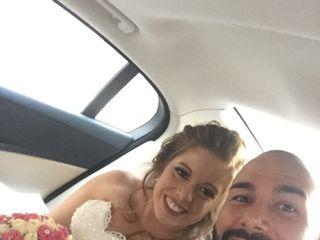 Le nozze di Grazia e Antonino