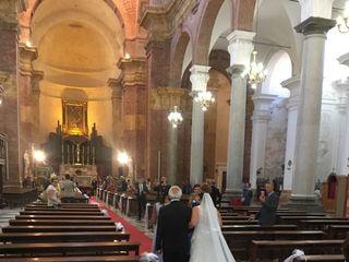 Le nozze di Ivana  e Mario 1