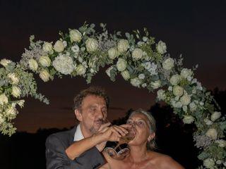 Le nozze di Anna e Mario 1