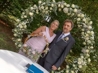 Le nozze di Anna e Mario