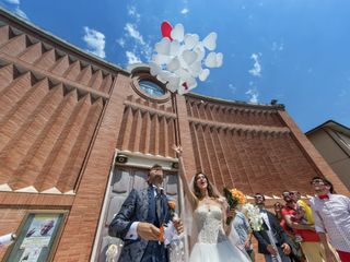 Le nozze di Erika e Giovanni 1