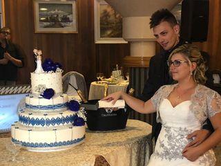 Le nozze di Graziella e Alex
