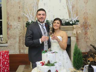 Le nozze di Lina e Arcangelo