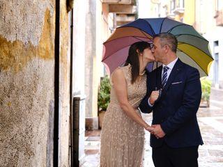 Le nozze di Estefania e Alessandro