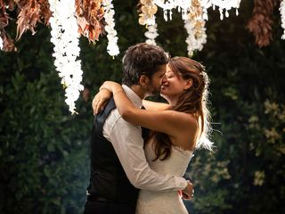 Le nozze di Paula e Andrea