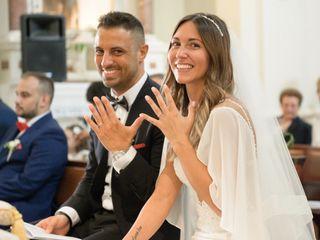 Le nozze di Nicole  e Andrea