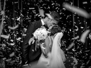 Le nozze di Vanessa e Stefano