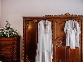 Le nozze di Ilenia e Antonio 1