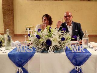 Le nozze di Pamela e Gianfranco