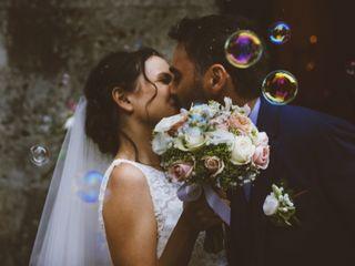 Le nozze di Marie e Laurence