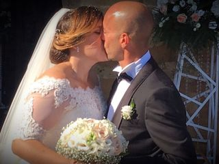 Le nozze di Claudia e Alfonso