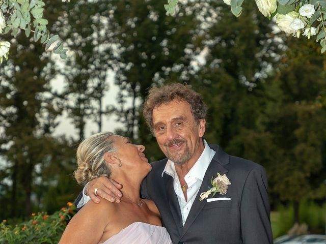 Il matrimonio di Mario e Anna a Maretto, Asti 23