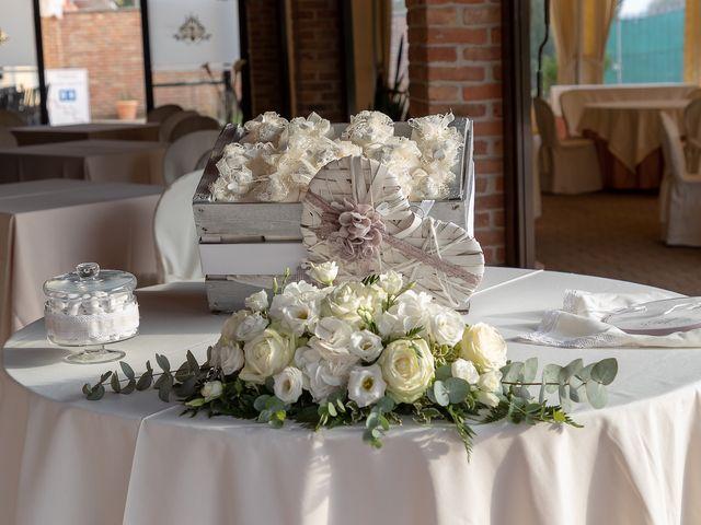 Il matrimonio di Mario e Anna a Maretto, Asti 25