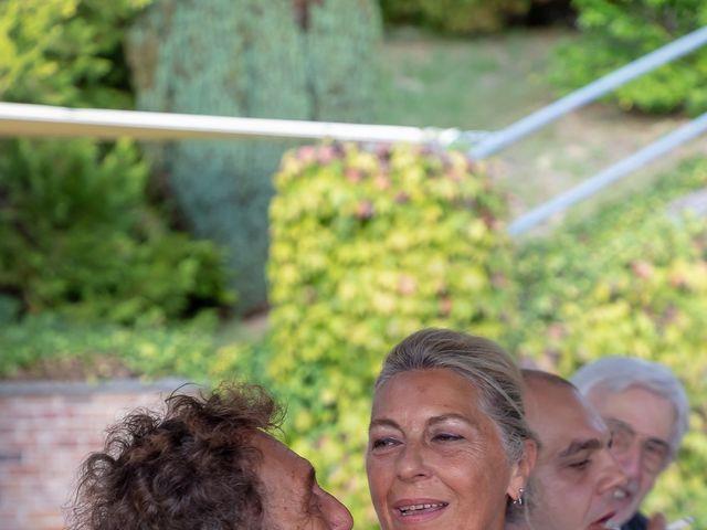 Il matrimonio di Mario e Anna a Maretto, Asti 33