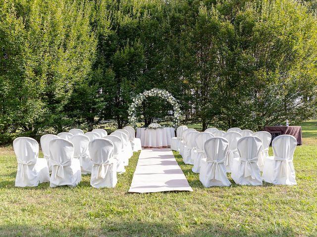 Il matrimonio di Mario e Anna a Maretto, Asti 34